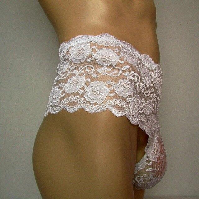 Sissy exotic boxers panties underwear high waist