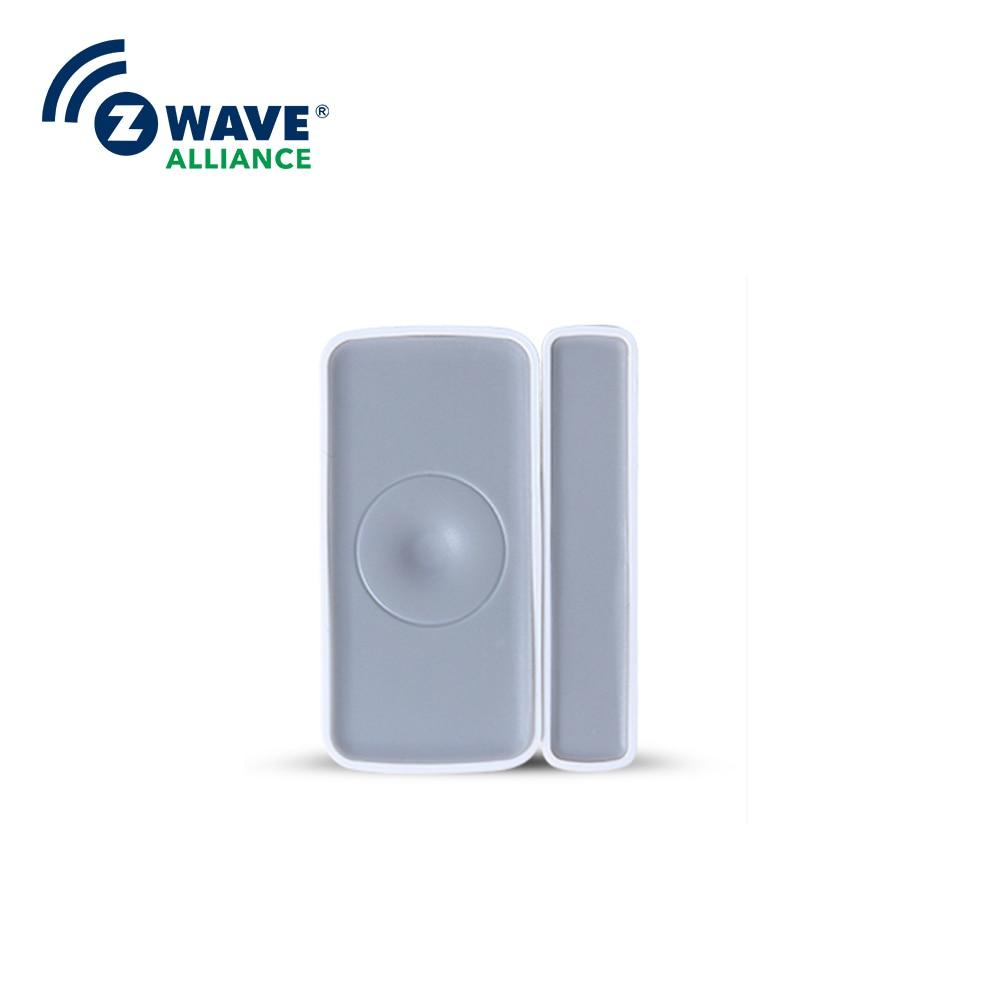 Smart Alarm Door Sensor Low Price Safety Automatic Sliding Wireless Wifi Magnetic Home Security System Zwave Motion Door Sensor