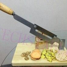 BETOHE бытовой небольшой тонкий рисовый торт слайсер/нож для нарезки/ослиный-скрытый желатин медицина бамбуковая основа