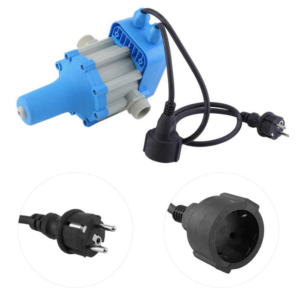 Professional Automatic Water Pump JSK-1 Pressure Controller Electronic Switch Portable Auto Pressure Control Switch EU Plug