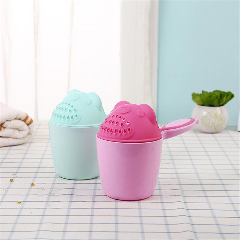 Cute Baby Shower  Mug Hair Washing Spoon Hair Wash Cup For Baby Bath UK