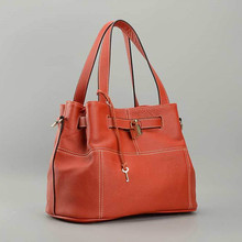 Leather Womans Shoulder Handbags