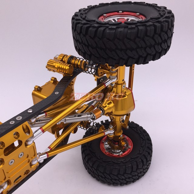 Tienda Online Cool Racing CNC 1/10 Básculas Rock crawler Truck ...