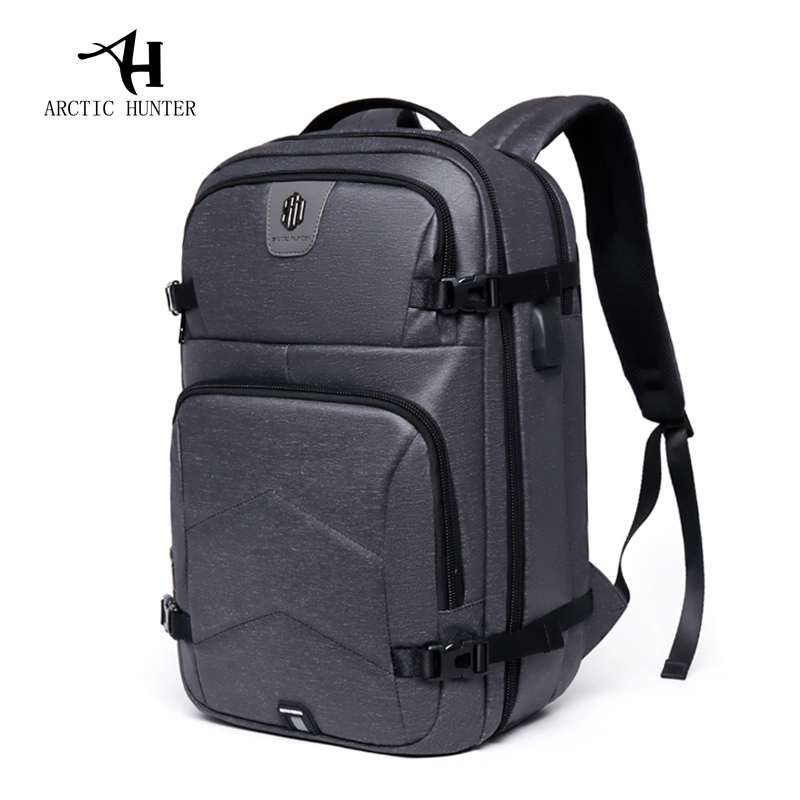 ARCTIC HUNTER New multifunctional backpack backpack computer bag travel bag men s business travel England fashion