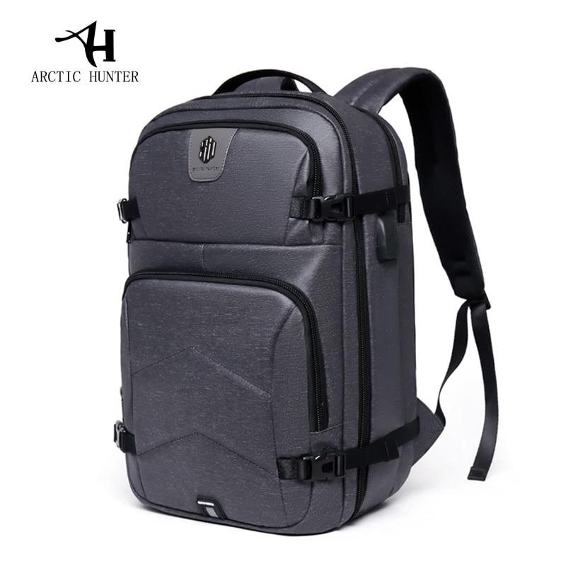 ARCTIC HUNTER New multifunctional backpack backpack computer bag travel bag men s business travel England fashion