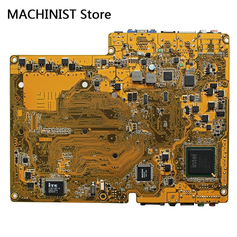 Original For ASUS MINI CS5110 CS5111 P5K3L_X/S1 P5G35 P5K3L desktop motherboard  LGA 775 Intel G31 DDR2 1