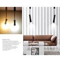 LED Track Light Industrial 3 5 7 10W COB LED Rail Lamp Leds Spotlights Iluminacao Lighting