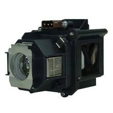 Lámpara para epson eb-g5200 eb-g5300 eb-g5350 comercio elplp46 v13h010l46 eb-500kg eb-g5200wl/powerlite pro g5200wnl g5350nl proyector bombilla