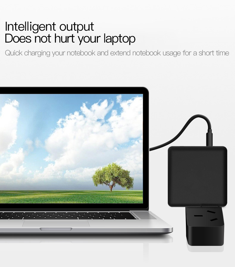 Quick Charge 3.0 Phone Tablet USB Charger (5)