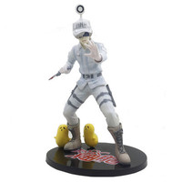 Mini Cells At Work! Anime Action Figure White Blood Cell 21cm Model Cartoon Decoration Figure Toy