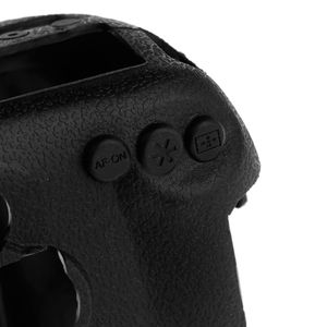 Image 5 - 1 Bao Da Máy Ảnh Bảo Vệ Vỏ Ốp Lưng Silicone Có Thể Tháo Rời Chống Sốc Bảo Vệ Dành Cho Máy Ảnh Canon EOS 7D Mark II