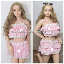 WMDOLL 146cm Silicone Sex Dolls Anime Sex Doll Real Sized Sex Doll Sex Toys For Men Love Doll