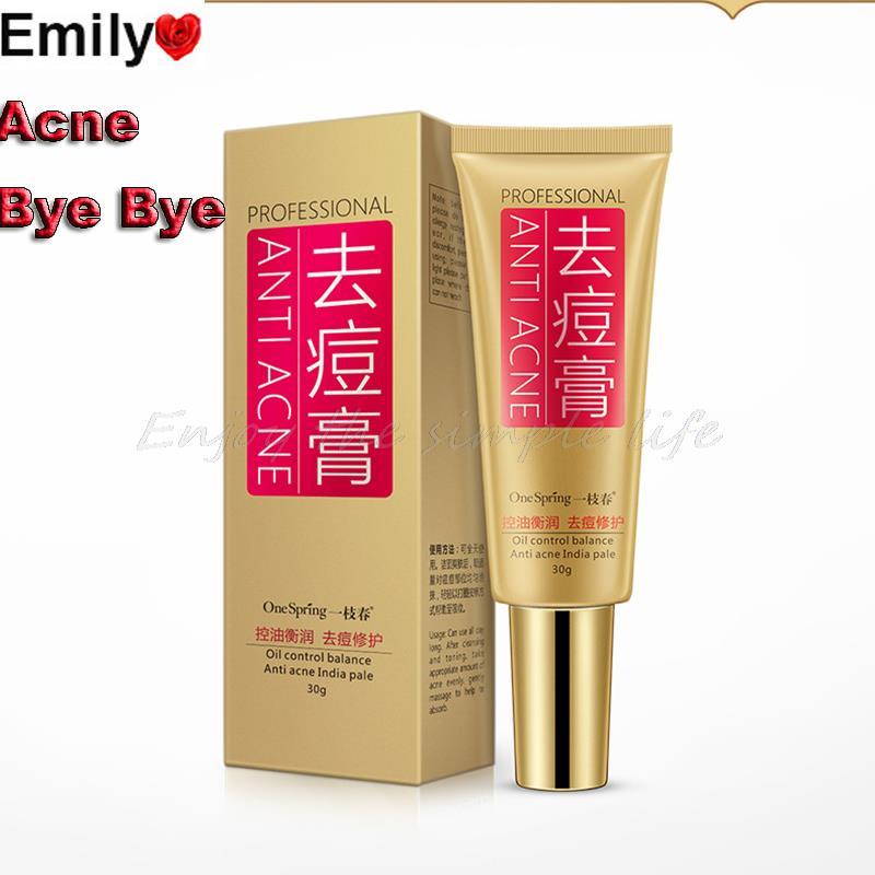 New Face Cream Skincare Acne Treatment Skin Care 30g Acne India