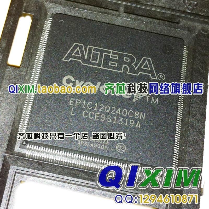 EP1C12Q240C8N  FPGA  EP1C12Q240C8 new eplutus ep 102t