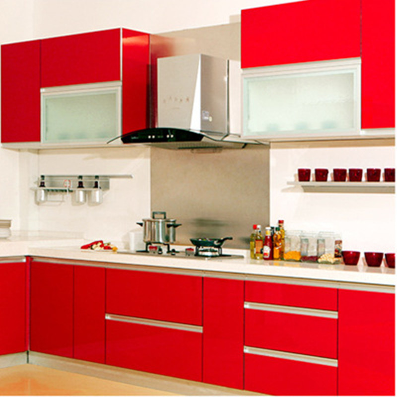 Wallpapers youman 10M New Pearlescent DIY Decor Film Renovation Sticker Wardrobe Kitchen Cabinets PVC Waterproof Self