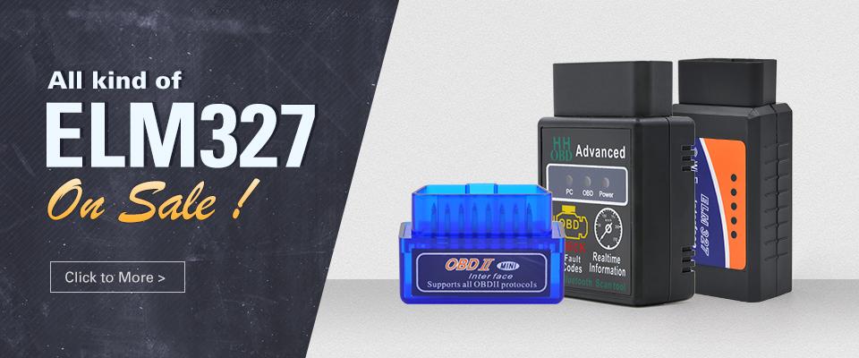 новинка 2017 года супер мини elm327 адаптером беспроводной включения/выключения черный с obdii вяз 327 v2 для.1 для diadnostic-инструмент для Android и прошивкой интерфейс автомобиль сканер