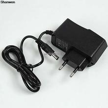 Fonte de Alimentação V para DC 1 PC Novo AC 100-240 5 V 2A Converter Plug Adapter UE