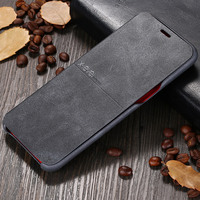X Level Extreme Thin PU Leather Flip Phone Case For Samsung Galaxy S8 5 8 Inch
