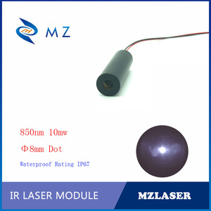 Waterproof laser mdouel 8mm 85