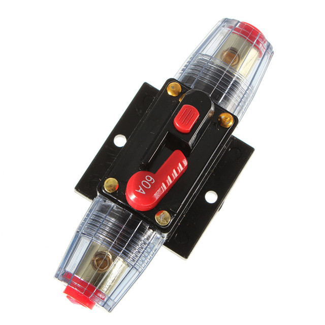 12v dc car audio inline circuit breaker fuse for system protection rh aliexpress com