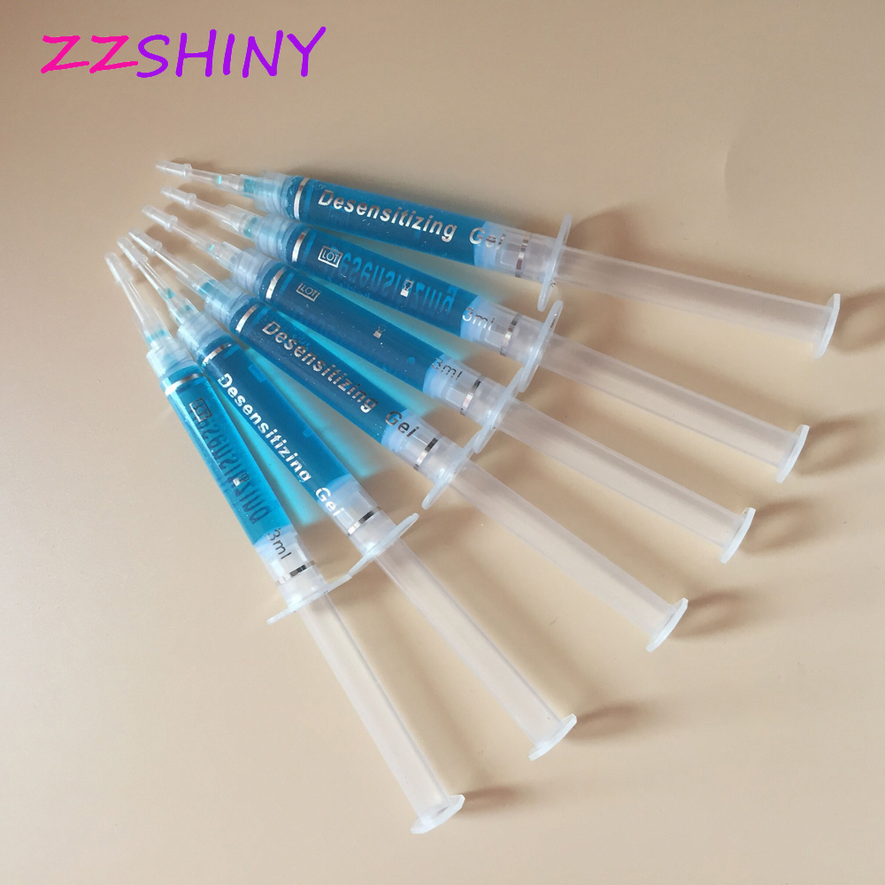 Fress Shipping (6 Pcs/bag ) Dental Clinic Teeth Remineralizing Gel Remineralization After TEETH WHITENING Less Sensitivity