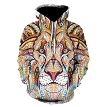 все цены на Devin Du Classic Style Fashion 3d Hoodies Men/Women Colorful Lion Sweatshirts 3d Print Hooded Hoodies Tracksuits Hoody drop ship