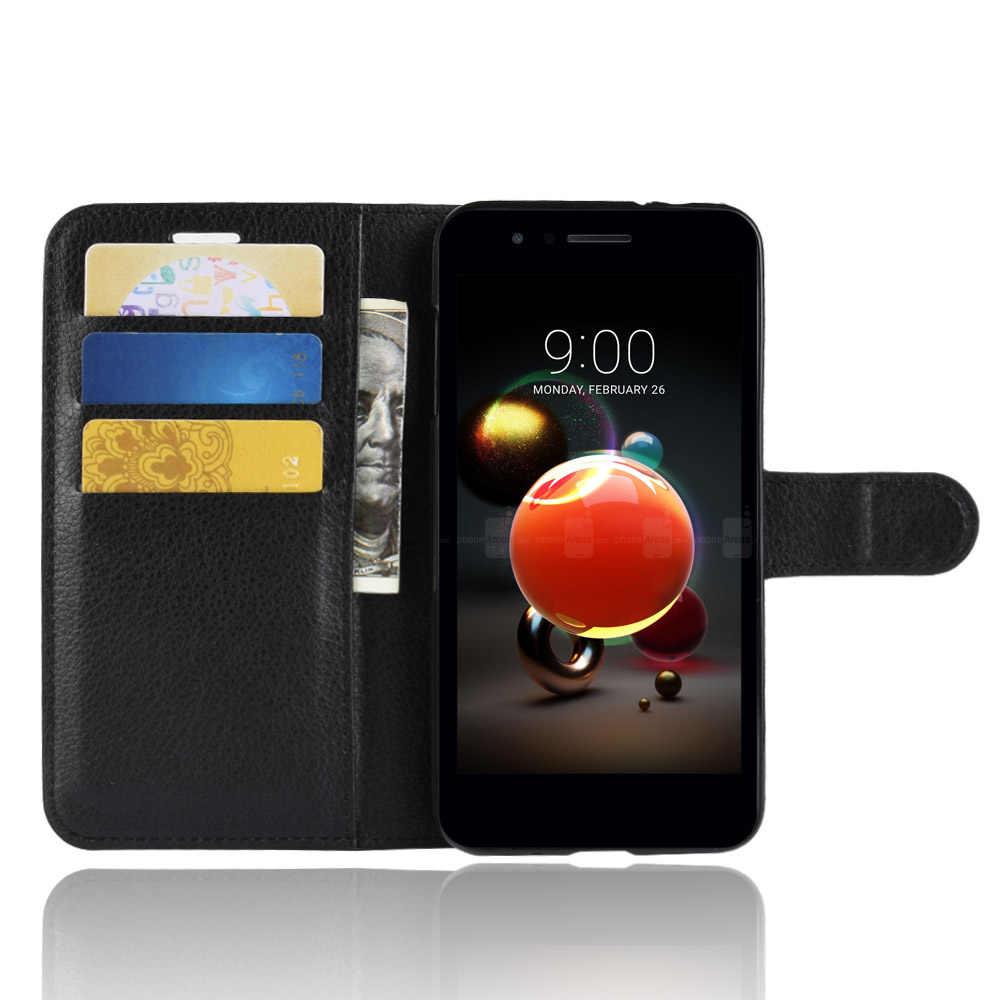 Чехол для телефона LG K8 2018 флип силиконовый PU кожаный чехол для LG K9 X210EM кошелек сумка для смартфона чехол Coque Funda