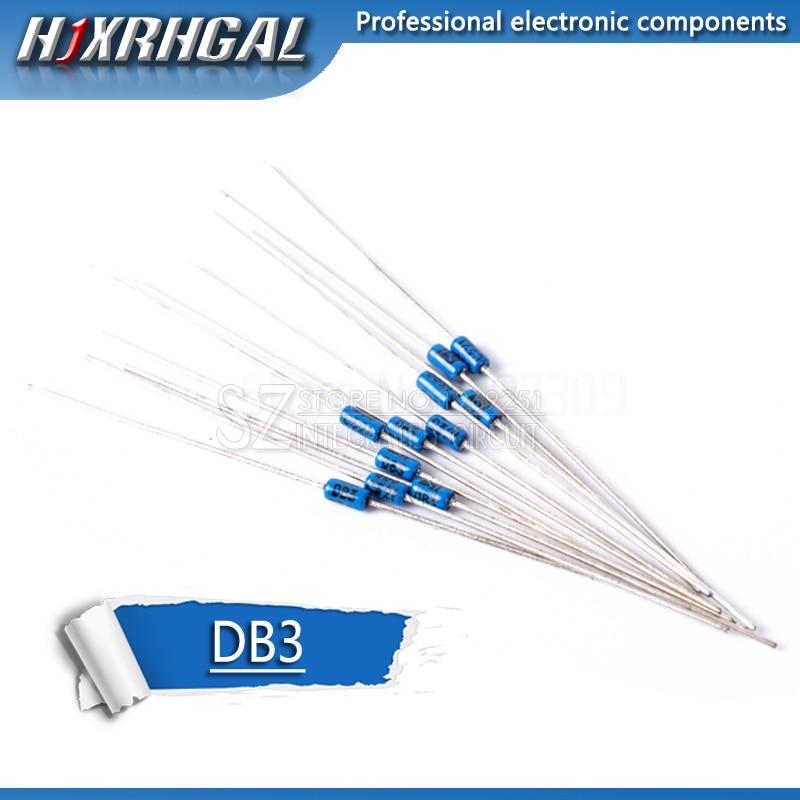 10 шт., DB3, DB-3, диоды DO-35, триггер Diac hjxrhgal