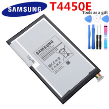 100% Original Samsung Tablet Battery T4450E For Samsung Galaxy Tab 3 8.0 T310 T311 T315 SM T310 SM T311 SM T315 T3110 4450mAh