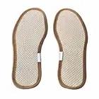 Unisex 20 pares saludable carbón de bambú desodorante cojín pie insertos almohadillas de zapato plantillas