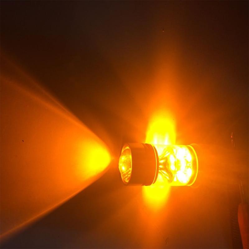 2x λαμπτήρας BAU15S 7507 PY21W 1156PY Canbus υψηλής - Φώτα αυτοκινήτων - Φωτογραφία 5
