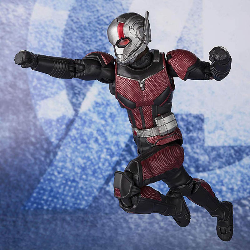 Avengers 4 Endgame SHFiguarts Ant Man Infinity War Action Figure Model Toy Doll Christmas Gift (11)