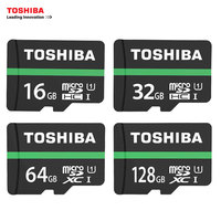 TOSHIBA Micro SD Card 64GB SDXC Class 10 UHS I U1 Memory Card SDHC 8GB 16GB