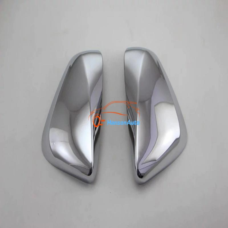 Side Door Mirror Cover Trim abs Chrome Rearview Mirror Covers Styling For Lexus RX200t RX450h 2016 2017 Accessories Car Sticker