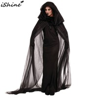 Halloween Night Wandering Soul Female Ghost Dress Role Playing Witch Nightclub Party Costume