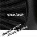 Car speaker sticker Harman/kardon For BMW E46 E52 E53 M3 M5 M6 X1 X3 X5 X6 Mercedes Audio sticker