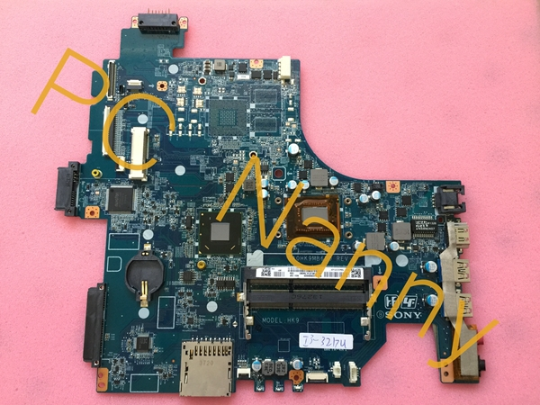 A1951371A DA0HK9MB6D0 For SONY SVF15 motherboard system board INTEL I3 3217U cpu onboard hm76 ddr3 Integrated with Good quality
