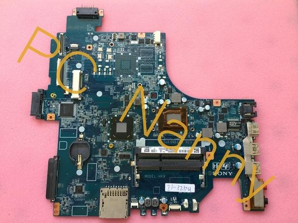 A1951371a DA0HK9MB6D0 para SONY SVF15 placa-mãe placa-mãe INTEL I3 3217U cpu a bordo hm76 ddr3 integrado com boa qualidade