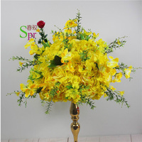 SPR 3D wedding table centerpiece flower ball wedding decoration artificial arch flowers party home backdrop decorative flore
