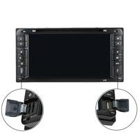 6.95 Pouce HD Lecteur DVD de Voiture Au Tableau de Bord 2 Din Voiture PC Stéréo GPS Navigation + Bluetooth + Radio pour Toyota Universal