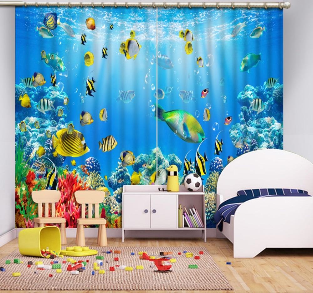 Tolle Kinderzimmer Meereswelt Zeitgenössisch - Innenarchitektur ...
