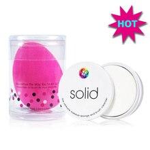цены на Makeup Brush Sponge Tool Foundation Concealer Powder Sponge And Solid Free Match Cosmetic Puff Blush Brush Beauty Make up Kit  в интернет-магазинах
