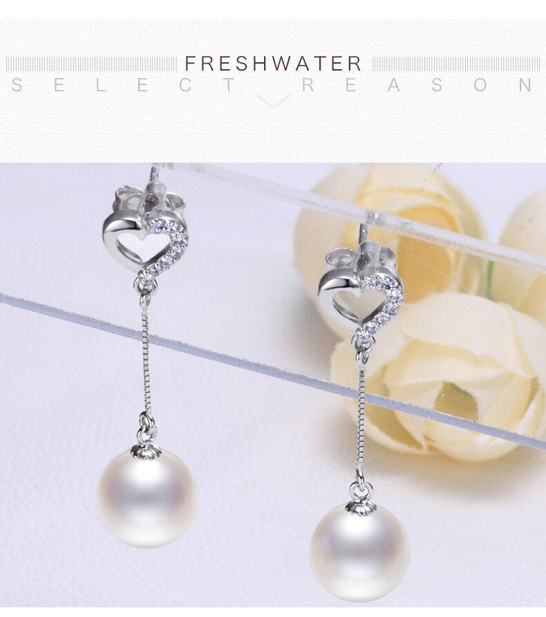 pearls earrings jewelry 55