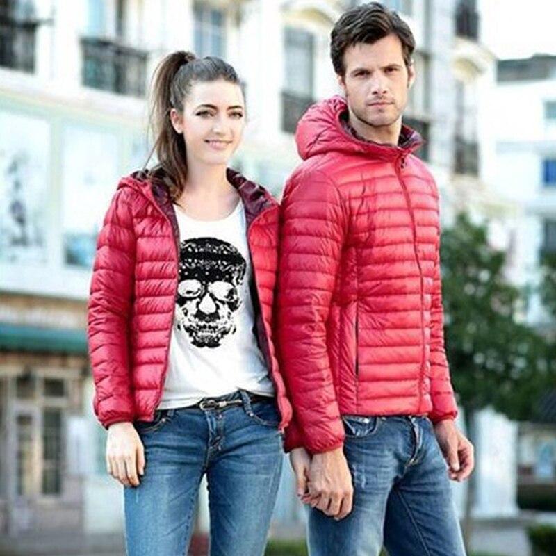 SoftFox 2016 zimní kachna sako ženy a muže krátký kabát parkas zahušťování teplé oblečení plné rukávy vysoce kvalitní doprava zdarma