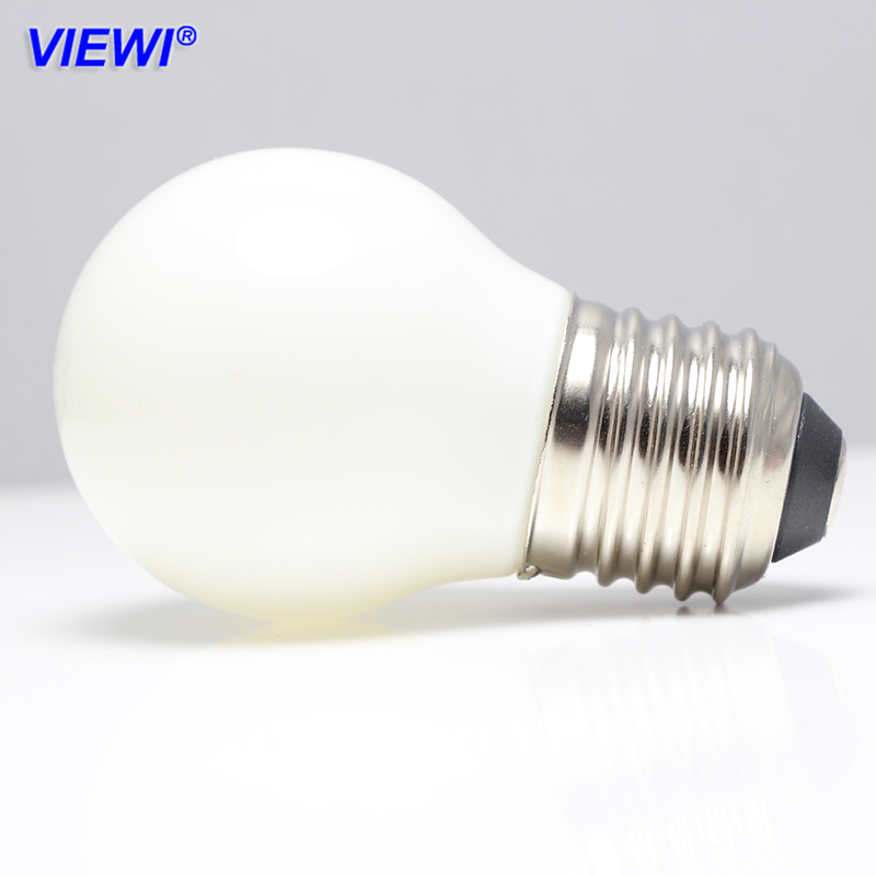 5X Viewi bombilla led bulb light E27 dimmer 110v 220v Frosted G45 4W filament energy saving lamp for home lighting 420 lumens