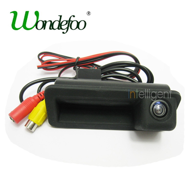 Wondefoo For FORD Mondeo FOCUS Range Rover Freelander 2 Car Parking Camera REAR VIEW Image Reverse BACK UP Camera HD(China)