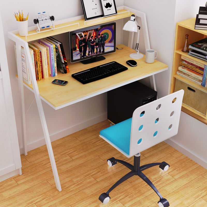 50 Splendid Scandinavian Home Office And Workspace Designs: Ikea Student Desk Furniture