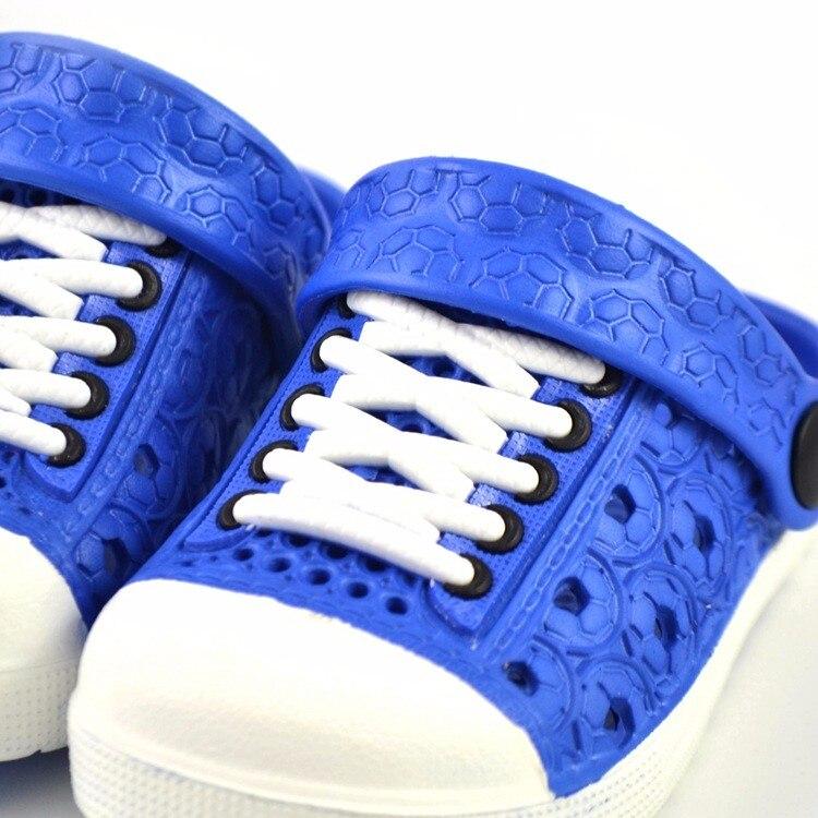 sandálias macio tamancos sapatos respirável crianças chinelos 4 cores