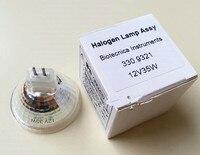 For Biotecnica BT2000 BT3000 Auto Biochemistry Analyzer Halogen Lamp 12v 35w