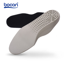 Bocan shoe insoles comfortable insoles shock absorption extrawide insoles for big feet men and women shoe insoles